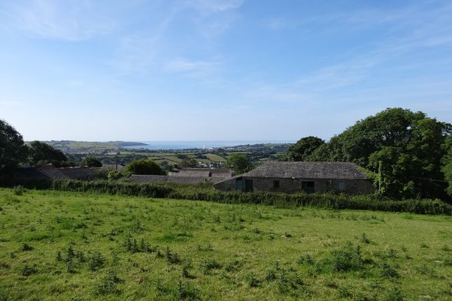 Land for sale in Barn For Conversion, Penpell, Par, St Austell