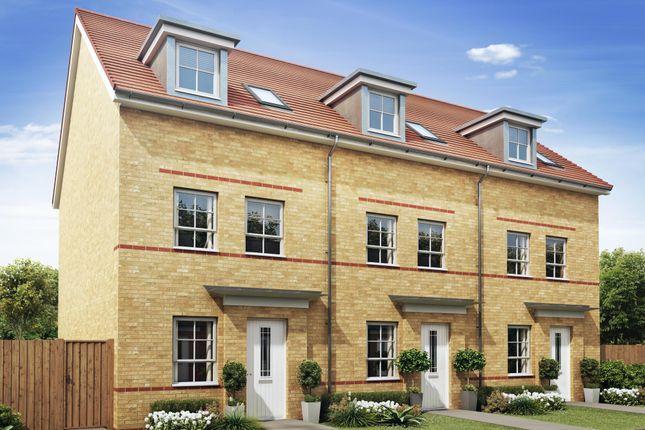 """Thumbnail Semi-detached house for sale in """"Norbury"""" at Llantarnam Road, Llantarnam, Cwmbran"""