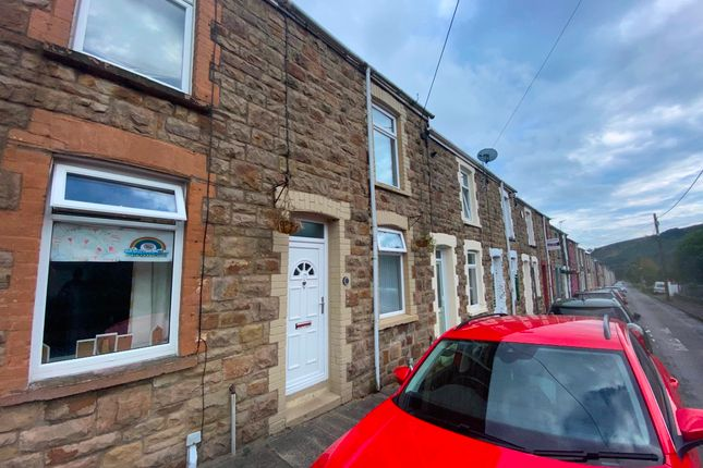 1 bed terraced house to rent in Park View, Waunlwyd, Ebbw Vale. NP23