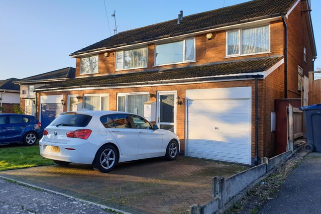Thumbnail Semi-detached house to rent in Metchley Court, Harborne, Birmingham