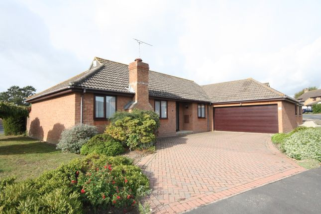 Thumbnail Detached bungalow for sale in Spindlewood Drive, Bexhill-On-Sea