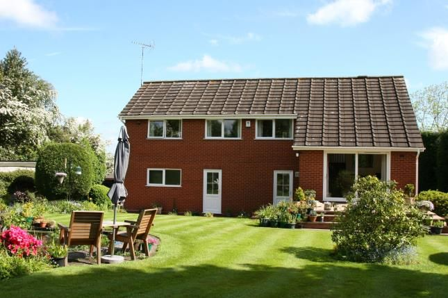 Thumbnail Detached house for sale in Hodge Lane, Tamworth, Staffordshire