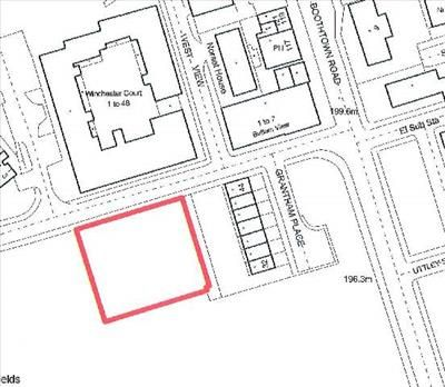 Thumbnail Land for sale in Land At Crown Road, Boothtown, Halifax