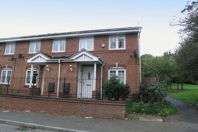 Thumbnail Mews house for sale in Dudley, Netherton, Bowling Green Road
