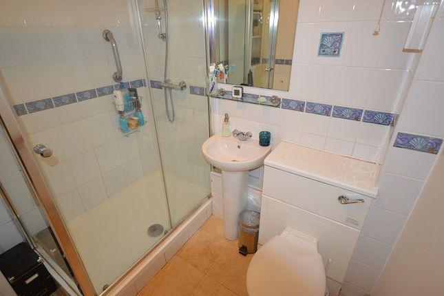 Shower Room of Chessington Hall Gardens, Chessington, Surrey. KT9
