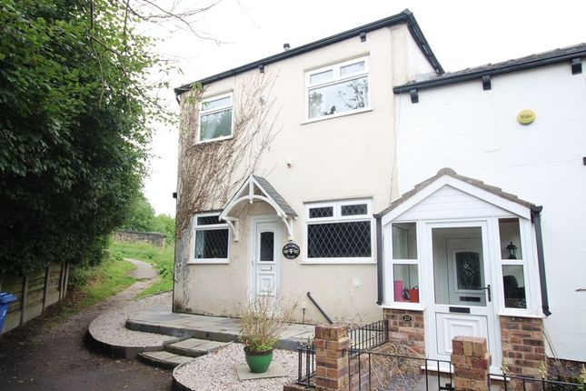 Thumbnail Cottage for sale in Knott Fold, Hyde