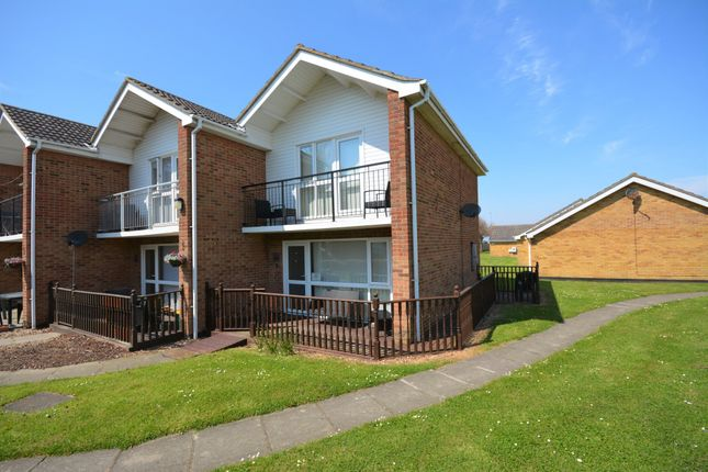 Thumbnail End terrace house to rent in Waterside Park, Corton, Suffolk