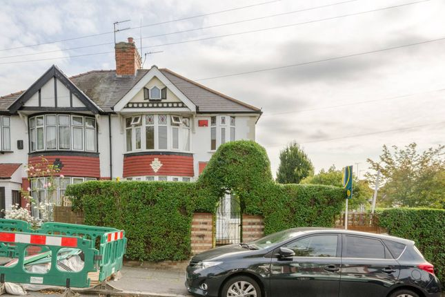Thumbnail Property for sale in Woodleigh Avenue, Friern Barnet