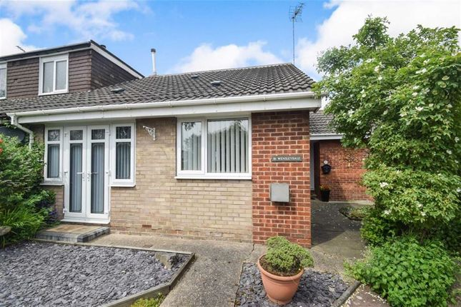 Thumbnail Semi-detached bungalow for sale in Wensleydale, Sutton Park, Hull