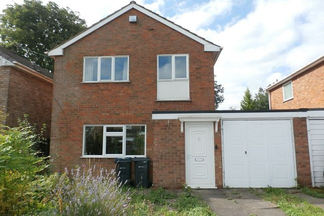 3 bed link-detached house for sale in Norris Drive, Stechford/Yardley, Birmingham