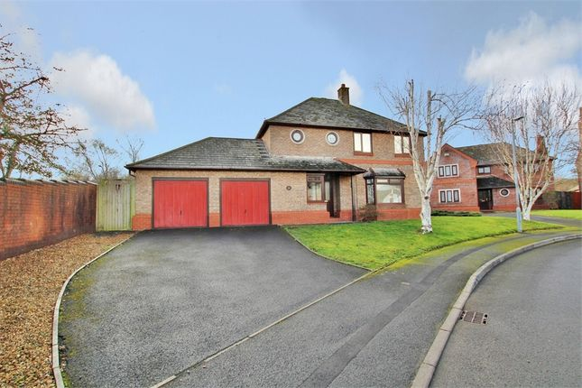 Thumbnail Detached house for sale in Cae Garw, Thornhill, Cardiff