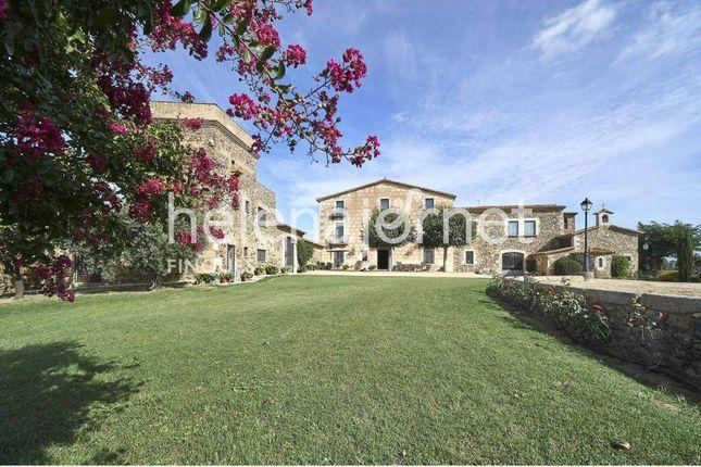 Thumbnail Villa for sale in C-35, 94, 17412 Massanet De La Selva, Girona, Spain