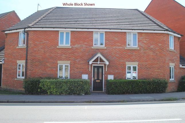 Thumbnail Flat for sale in Rectory Gardens, Irthlingborough, Wellingborough