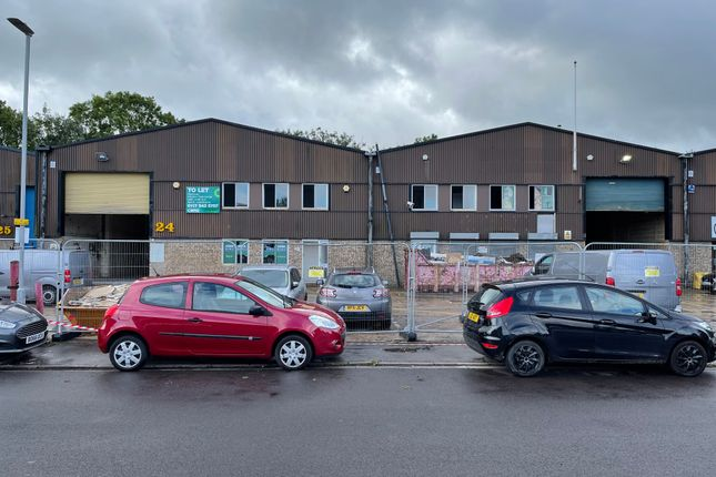 Thumbnail Light industrial to let in Hither Green Trading Estate, Clevedon