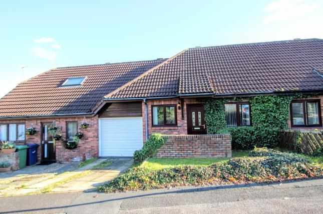 Thumbnail Bungalow for sale in Greenfinch Close, Washington, Tyne And Wear