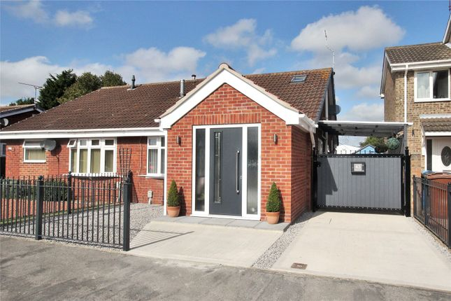 Thumbnail Bungalow for sale in Evergreen Drive, Hull