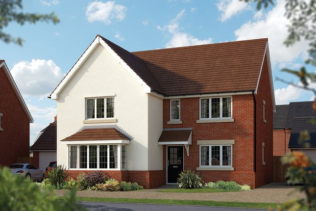 "Thumbnail Detached house for sale in ""The Arundel"" at Holden Close, Biddenham, Bedford"