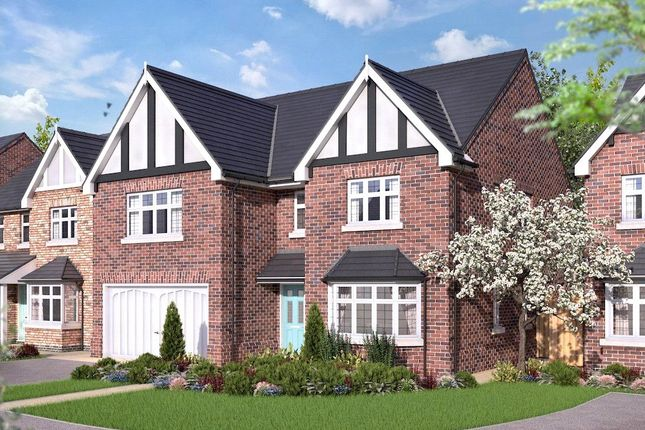 Thumbnail Detached house for sale in Osborne, Shipley Park Gardens, Shipley, Derbyshire