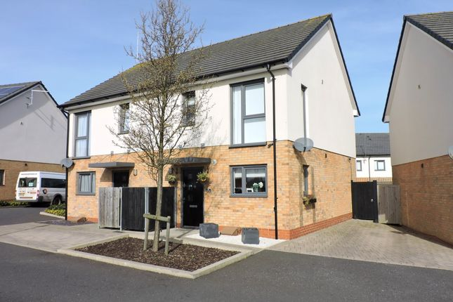 3 bed semi-detached house for sale in Someries Hill, Luton