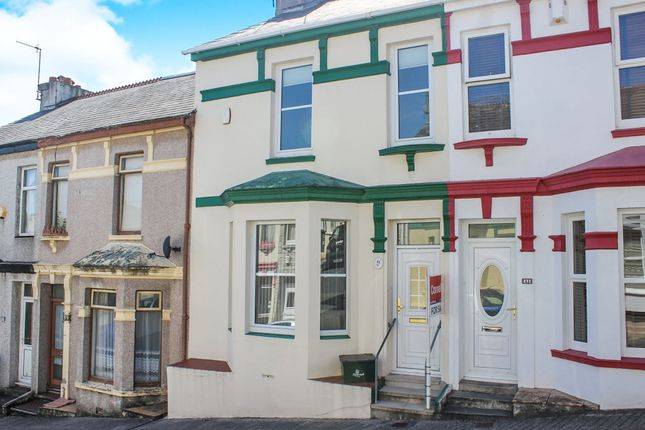 Thumbnail Terraced house for sale in Cotehele Avenue, Keyham, Plymouth