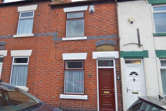 Thumbnail Terraced house for sale in Peel Street, Wolstanton, Newcastle