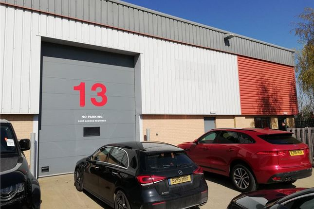 Thumbnail Light industrial to let in Unit 13, The Forum, Rose Avenue, Nether Poppleton, York, North Yorkshire