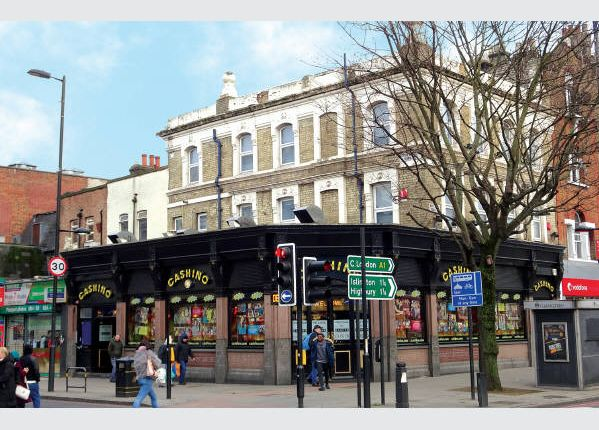Thumbnail Block of flats for sale in Holloway Road, London