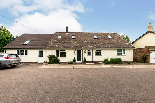 Thumbnail Detached house for sale in West End, Ashwell, Baldock