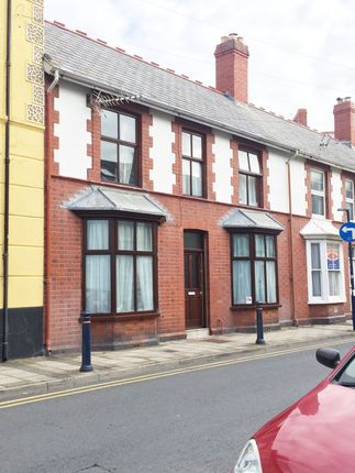 Thumbnail Terraced house to rent in South Road, Aberystwyth