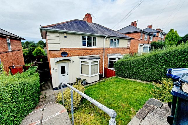 3 bed semi-detached house to rent in Dimsdale Road, Northfield, Birmingham B31
