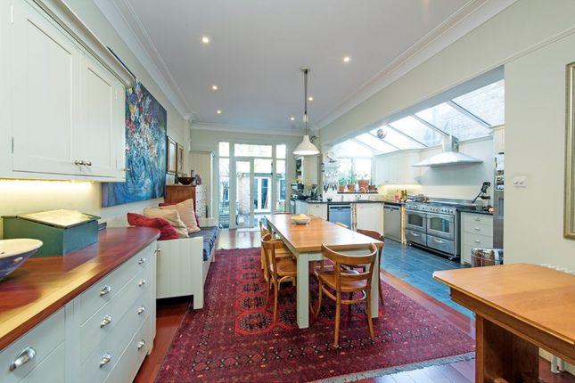 5 bed terraced house for sale in Earlsfield Road, London