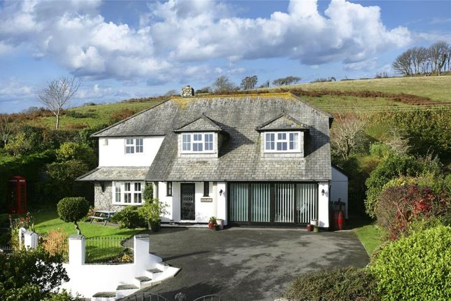 Thumbnail Detached house for sale in Kellow, East Looe, Cornwall