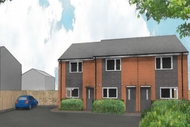 Thumbnail Semi-detached house for sale in Ash Grove, Albrighton, Wolverhampton