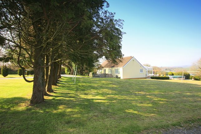 Thumbnail Detached bungalow for sale in Carkeel, Saltash