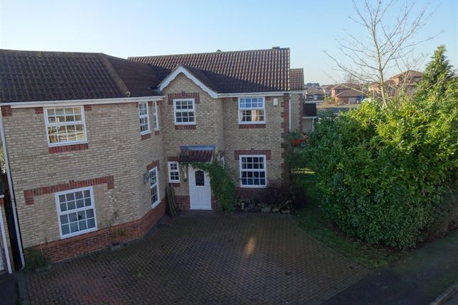 4 bed detached house for sale in Russell Crescent, Sleaford