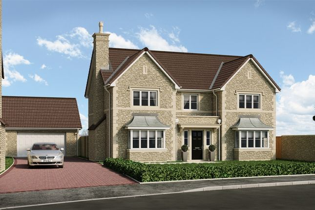 Thumbnail Detached house for sale in 10 (Plot 12), Hawkesmead Close, Norton St Philip, Bath, Somerset
