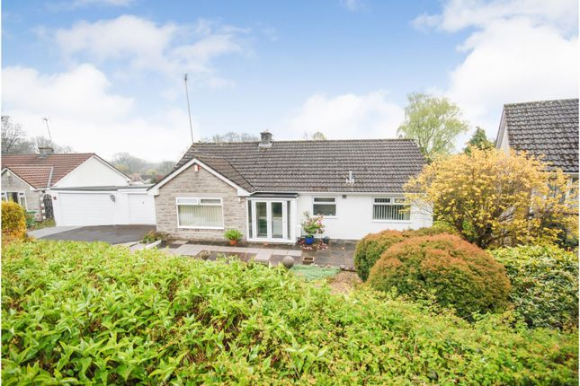 Thumbnail Detached bungalow for sale in Kingsmead Close, Holcombe