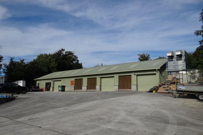 Thumbnail Retail premises for sale in Grange Hill Industrial Estate, Bratton Fleming, Barnstaple, Devon