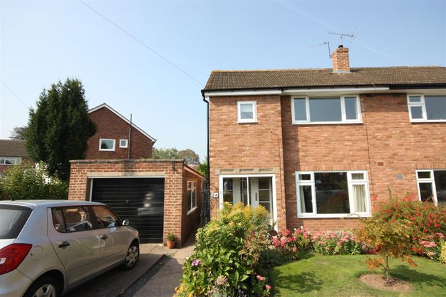 Thumbnail Semi-detached house to rent in Benson Close, Lichfield