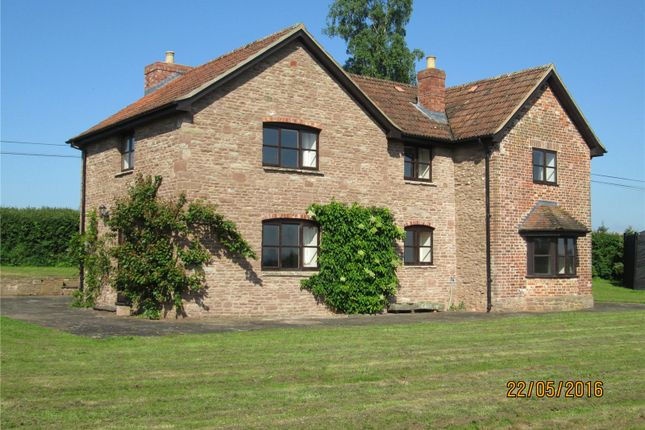 Thumbnail Detached house to rent in Glewstone, Ross-On-Wye, Hereford, Herefordshire