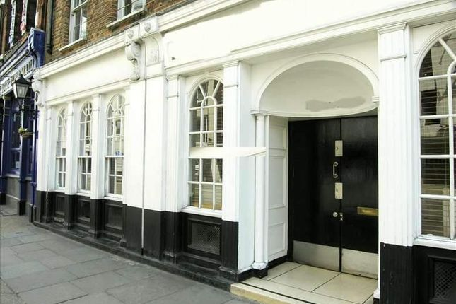Serviced office to let in Borough High Street, London