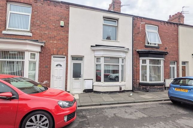 2 bed terraced house to rent in Muriel Street, Redcar TS10