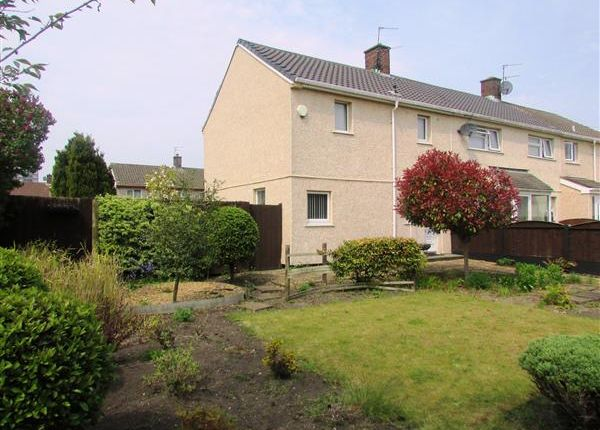 Thumbnail End terrace house to rent in Harleston Walk, Kirkby, Liverpool