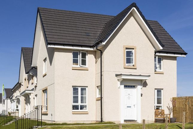 """Thumbnail End terrace house for sale in """"Dunrobin"""" at Ryndale Drive, Dalkeith"""
