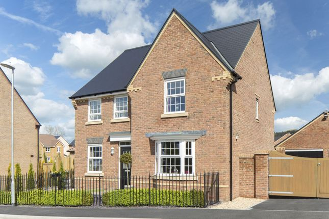 "Thumbnail Detached house for sale in ""Holden"" at Merthyr Road, Llanfoist, Abergavenny"