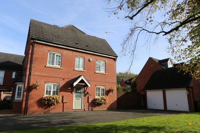 Thumbnail Mews house for sale in Millbrook Gardens, Blythe Bridge