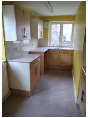 Thumbnail Flat to rent in Haslehurst Gardens, Worksop