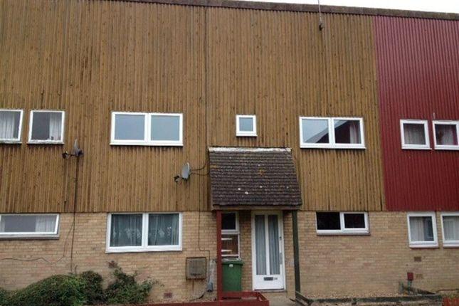 Thumbnail Terraced house to rent in Blackmead, Orton Malborne, Peterborough