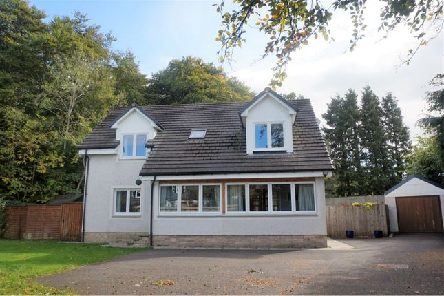 Thumbnail Detached house for sale in South Crieff Road, Comrie