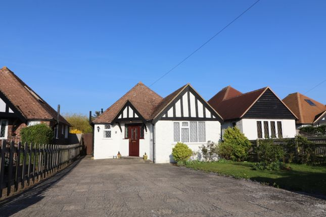 Thumbnail Bungalow for sale in Oldfield Road, Willingdon, Eastbourne, East Sussex
